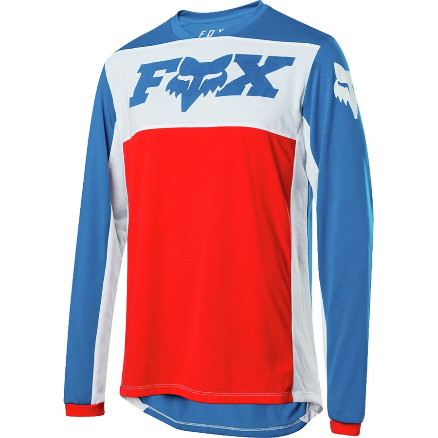 406280b79 Fox Racing - Indicator Limited Edition Jersey - Men s - Navy Red
