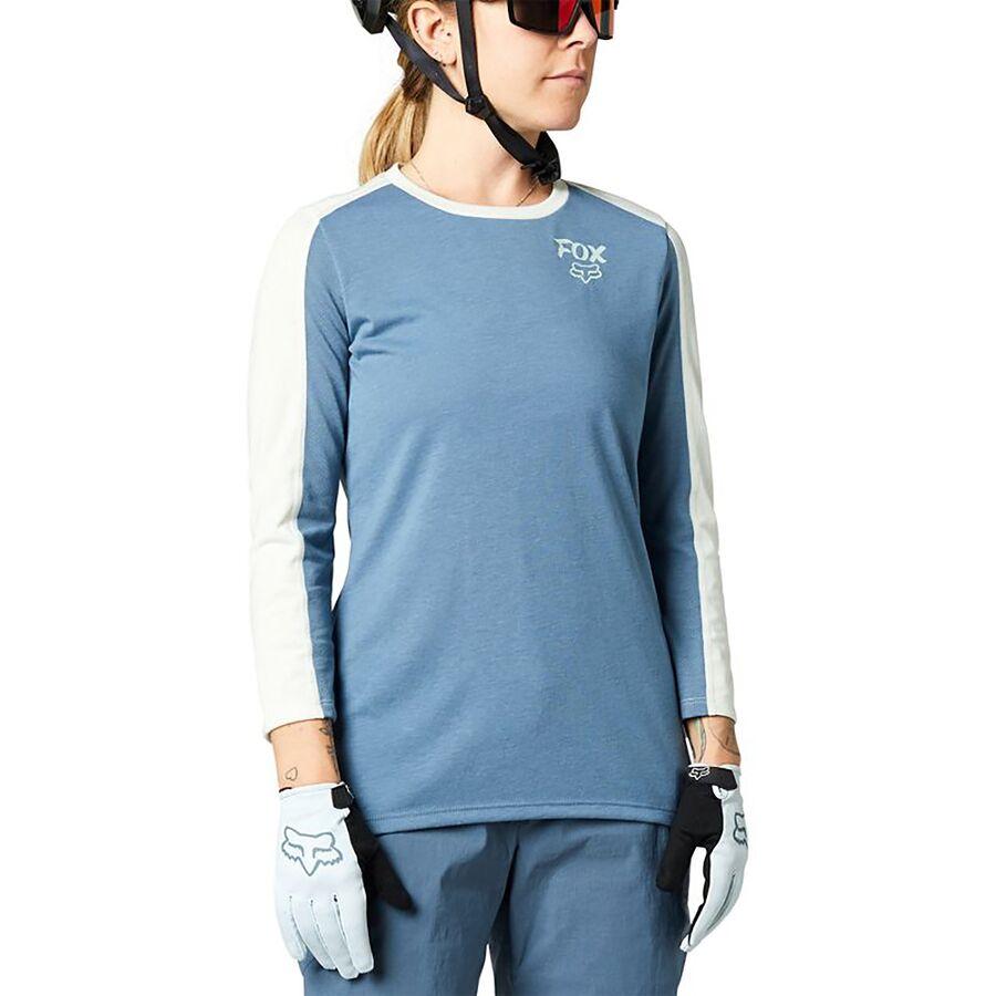 Fox Racing Ranger Dr 3/4-Sleeve Jersey - Womens