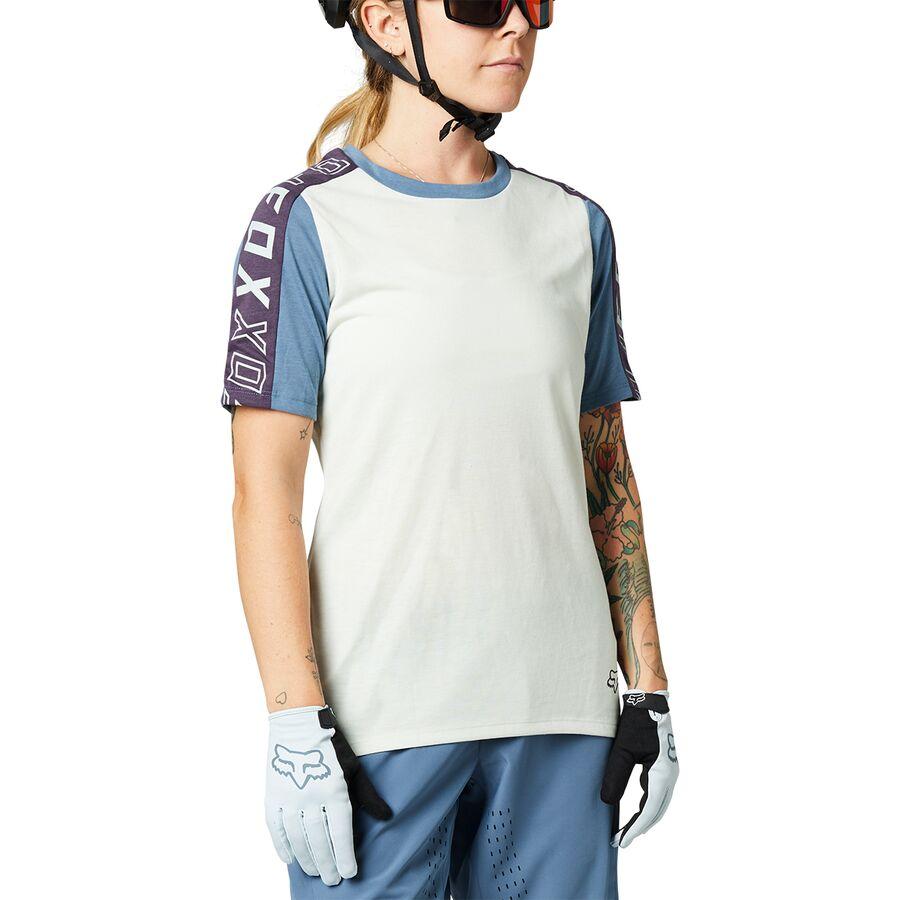 Fox Racing Ranger Dr Short-Sleeve Jersey - Womens