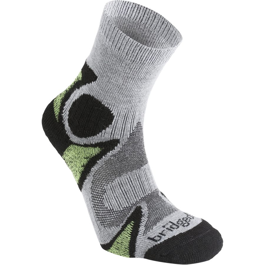 Bridgedale Cool Fusion Trailhead 3/4 Crew Sock