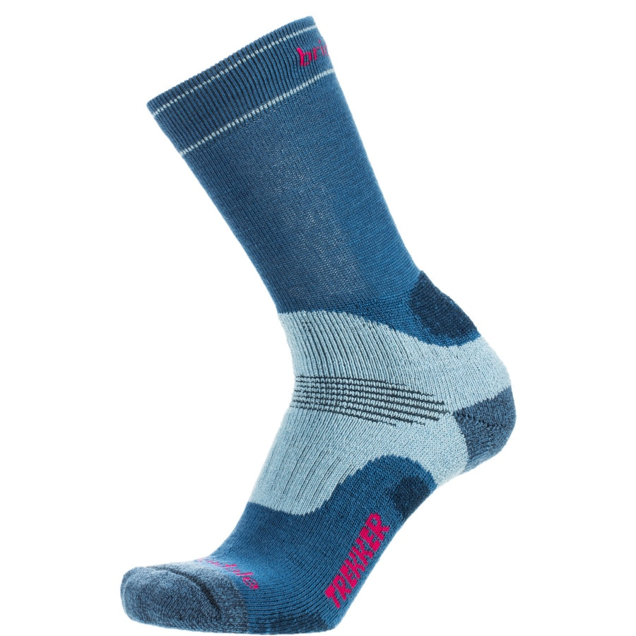 Bridgedale Wool Fusion Trekker Sock Women S