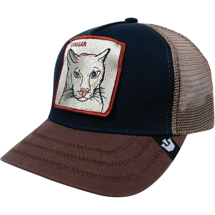 Goorin Brothers Wild Collection Animal Farm Trucker Hat