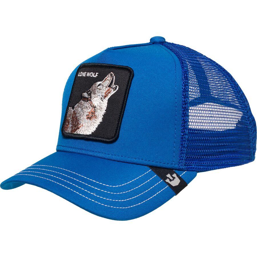 2020 NEW  Trucker Hat Animal Farm Original Mesh Cap BLACK SHEEP-white