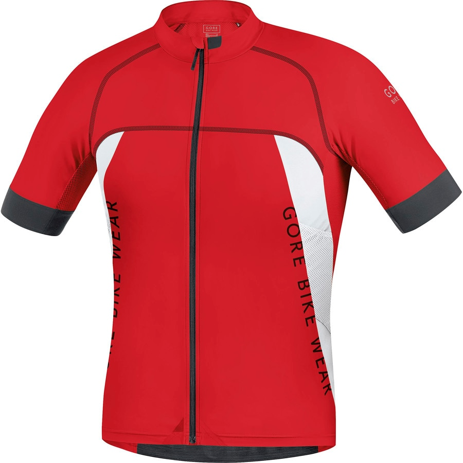 f67974125 Gore Bike Wear - Alp-X Pro Jersey - Men s - Red White