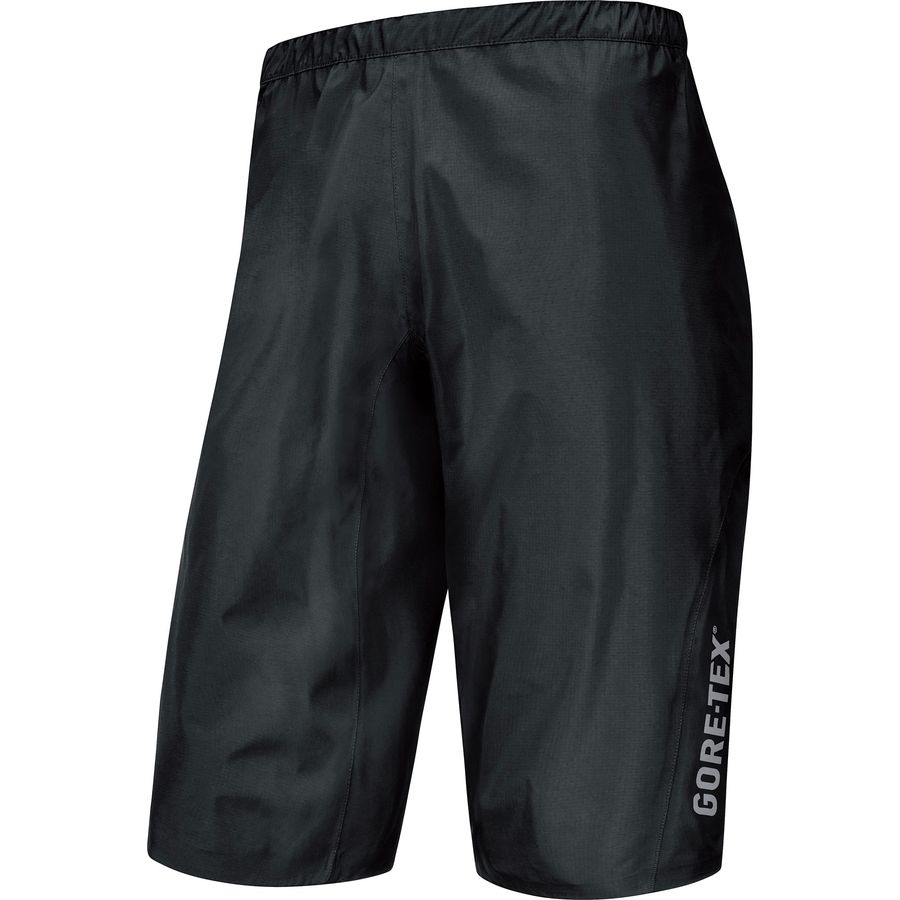 02125919e Gore Bike Wear - Power Trail Gore-Tex Active Shorts - Men s - Black