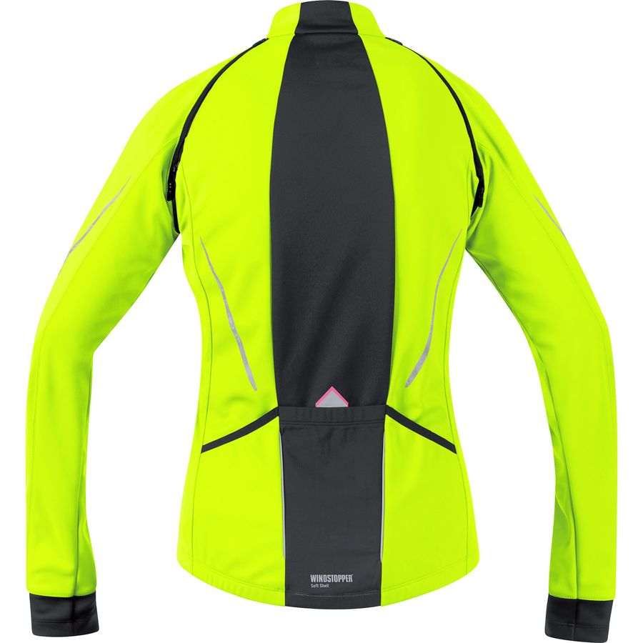 Gore Bike Wear Phantom 2 0 Windstopper Jacket Women S
