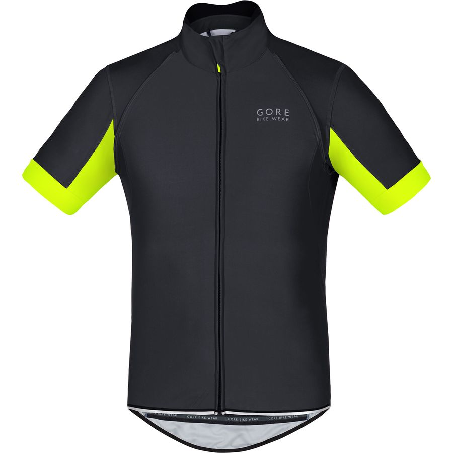 57d46cf8c Gore Bike Wear Power Windstopper Softshell Zip-Off Jersey - Men s ...