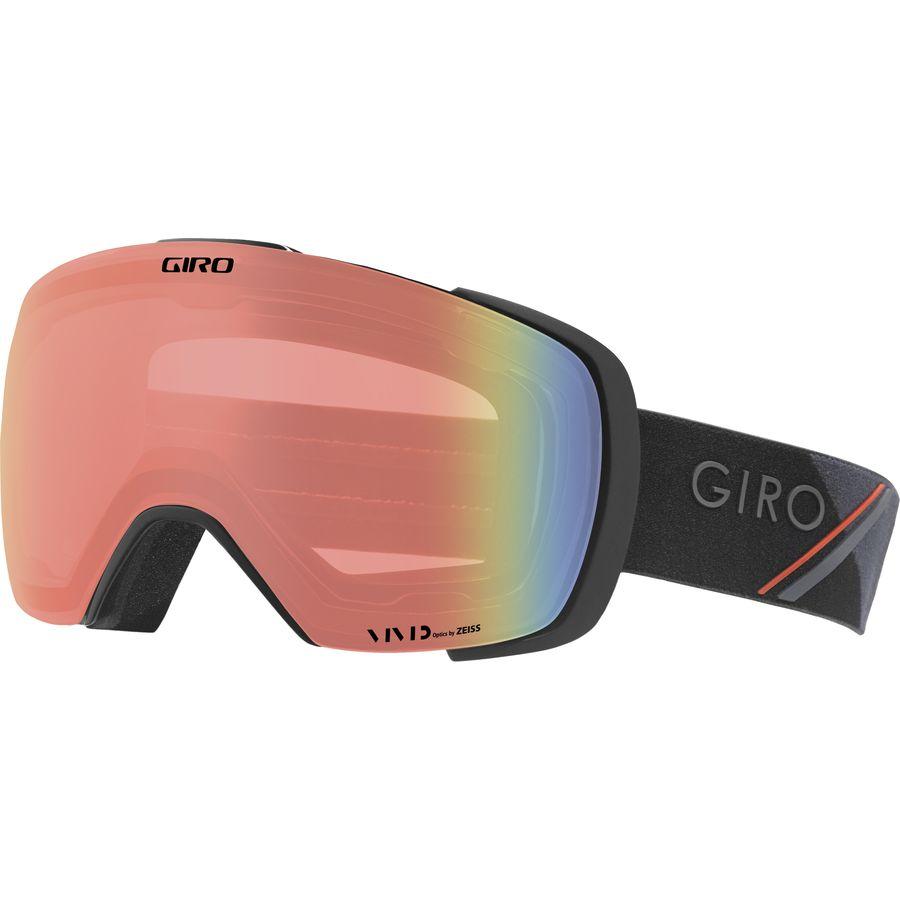 Giro - Contact Goggles - Black Red Sporttech Vivid Ember Vivid Infrared 8fd92144e