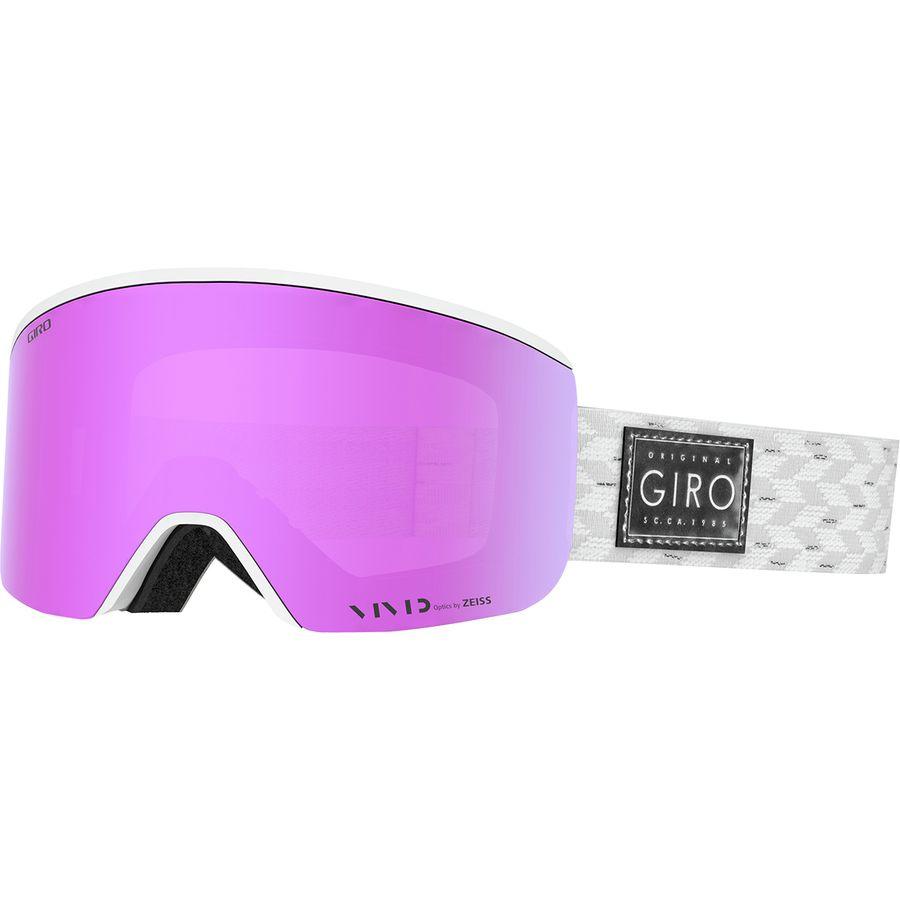 d0cf90d04b0 Giro - Ella Goggles - Women s - White Silver Shimmer Vivid Pink Vivid  Infrared