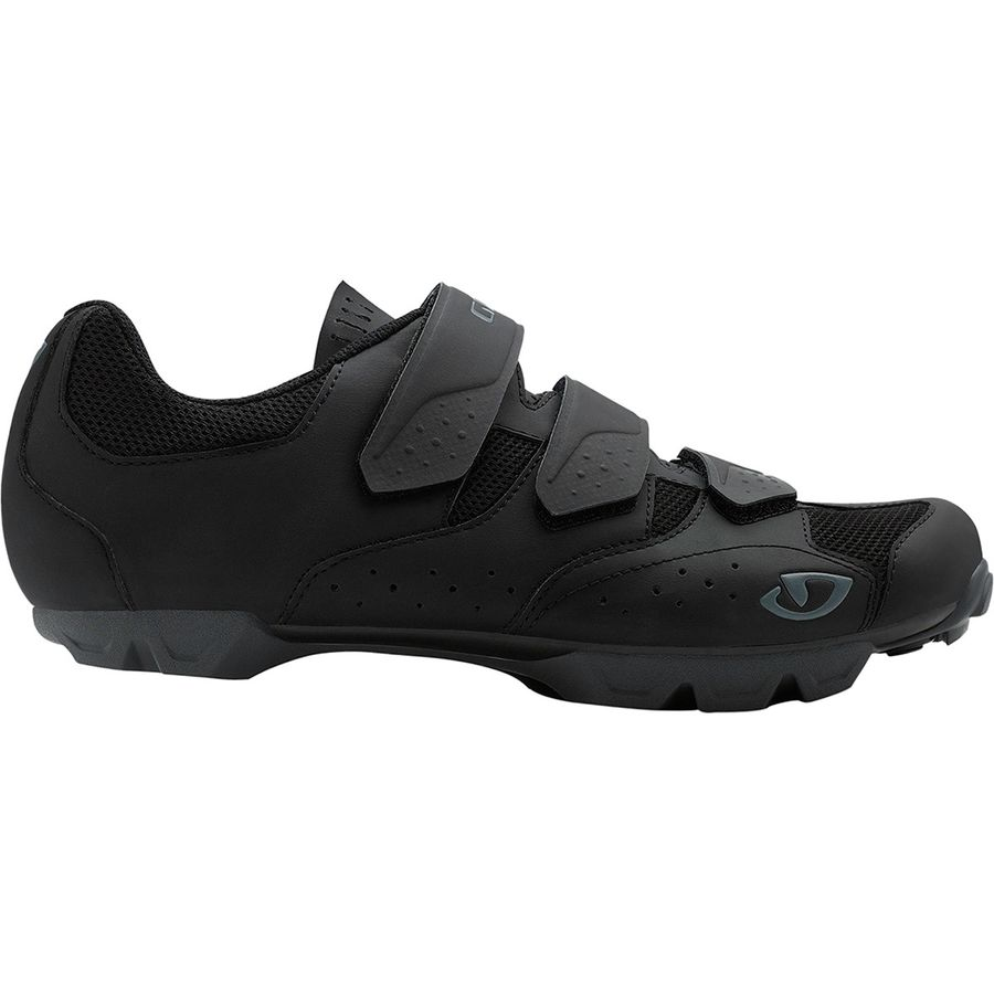 GIRO CARBIDE R II  Men/'s Cycling Shoes MTB Black-Red