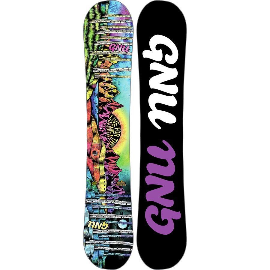 Gnu Ladies Choice Snowboard - Women's   Backcountry.com