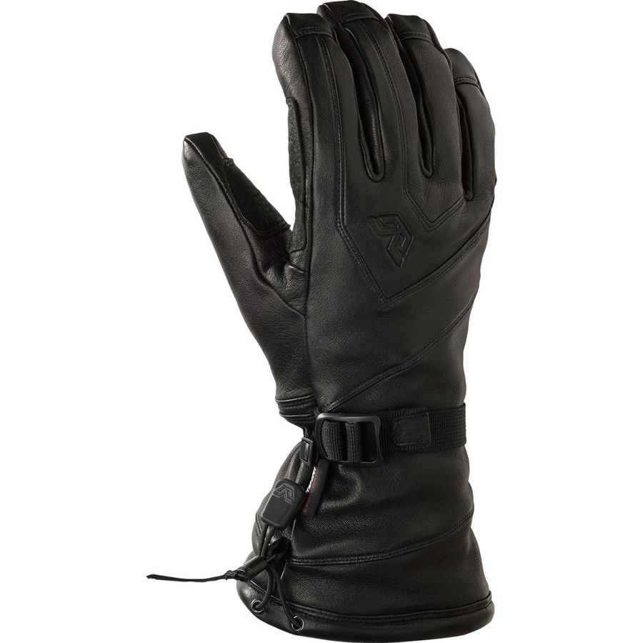 Osprey mens leather gloves - Gordini All Mountain Leather Glove Black