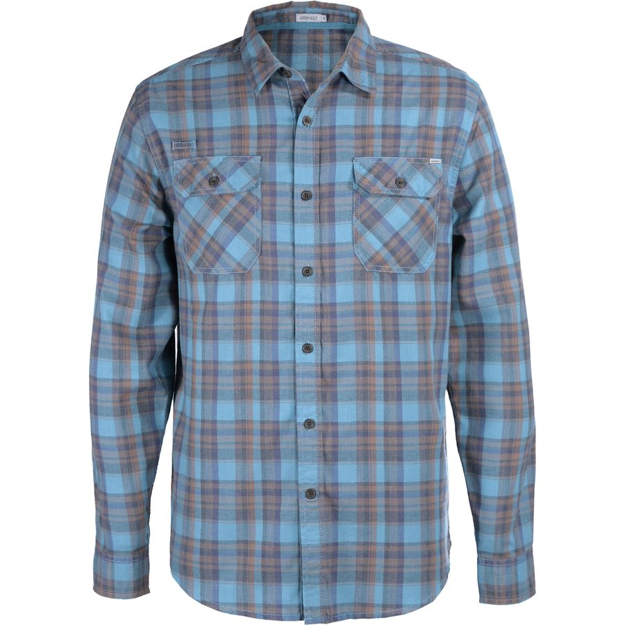 Gramicci Burner Flannel Shirt - Mens