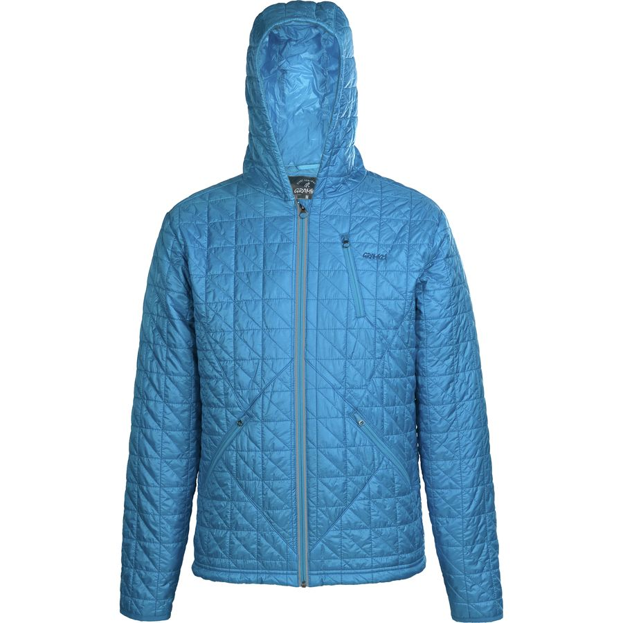 Gramicci Paragon Insulated Hooded Jacket - Mens