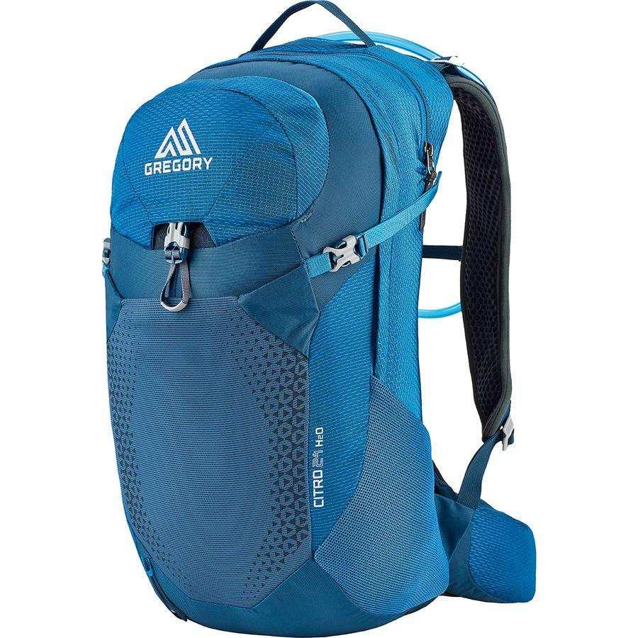 Gregory - Citro H2O 24L Daypack - Men's - Twilight Blue