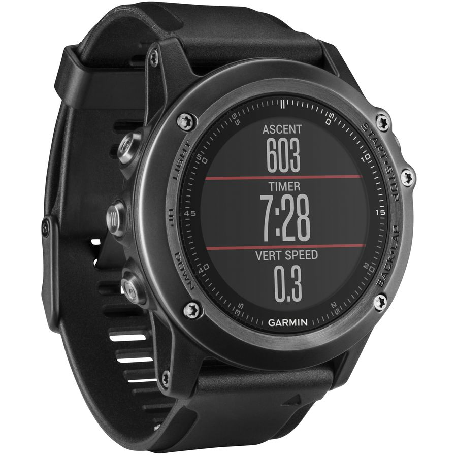 Garmin fenix 3 hr training watch for Watches garmin