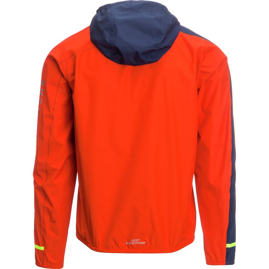 Gore Running Wear Fusion Windstopper Active Shell Jacket