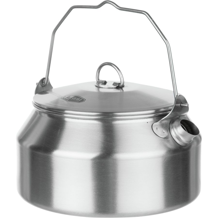 GSI Outdoors Glacier Stainless Tea Kettle - 1qt | Backcountry.com