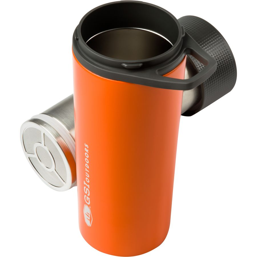 Gsi Glacier Stainless Commuter Mug Review