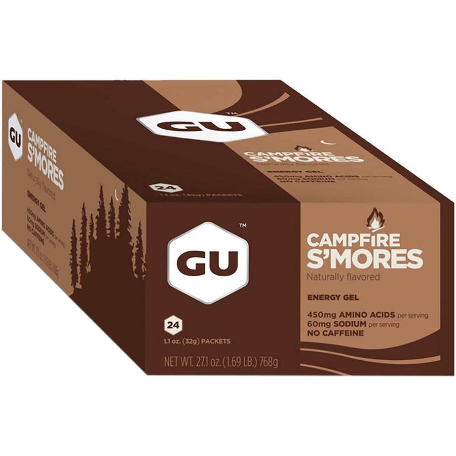 GU Energy Gel - 24 Pack