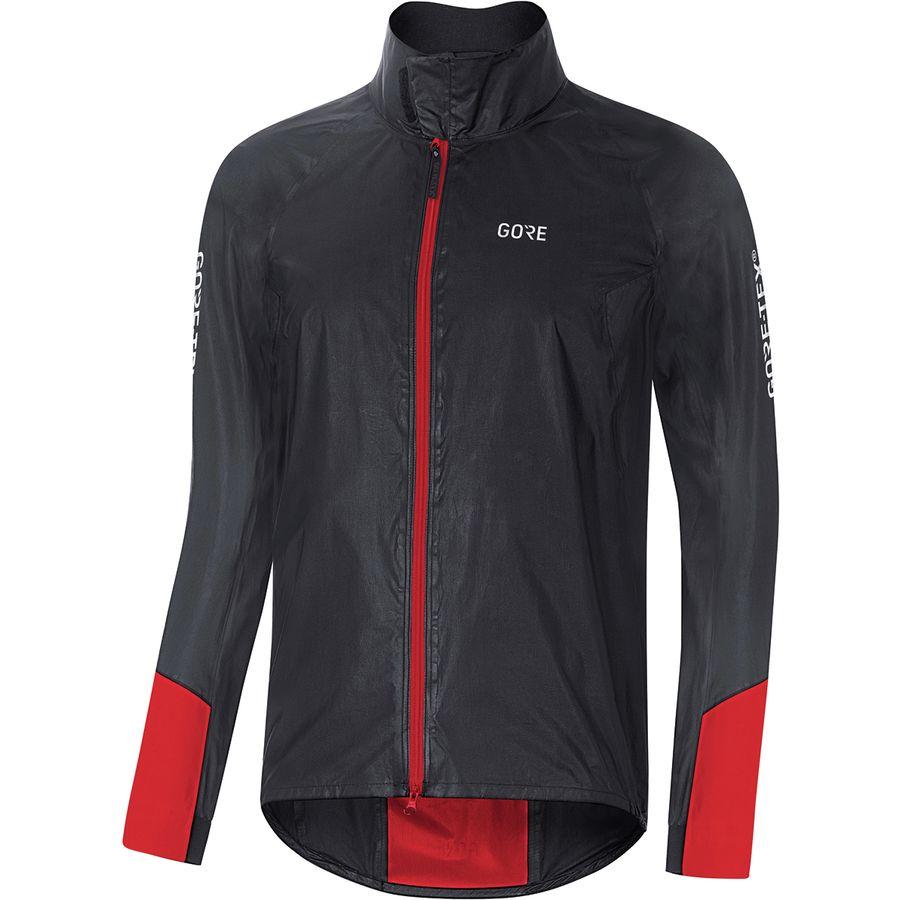 New Gore Men's C5 Gore-Tex Shakedry 1985 Insulated Viz Cycling Jacket