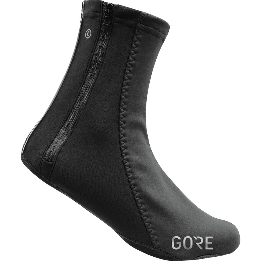 Gore Wear - C5 Gore Windstopper Thermo Overshoes - Black