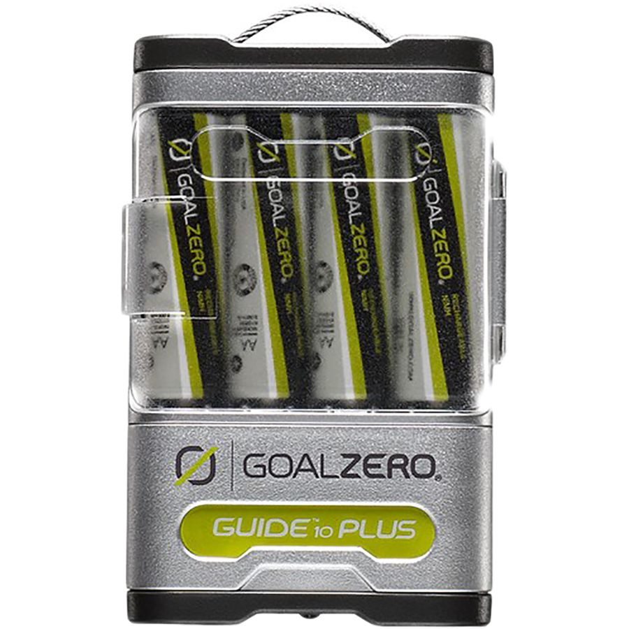 Goal Zero Guide 10 Plus Recharger Backcountry Com