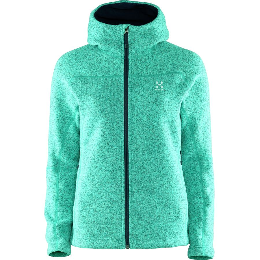 Haglöfs Swook Hooded Fleece Jacket - Womens