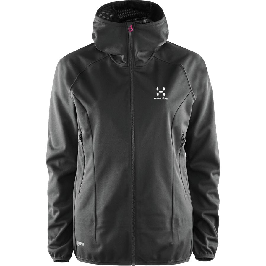 Haglöfs Mistral Hooded Softshell Jacket - Womens