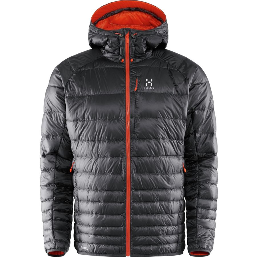 Haglöfs Essens III Hooded Down Jacket - Men&39s | Backcountry.com