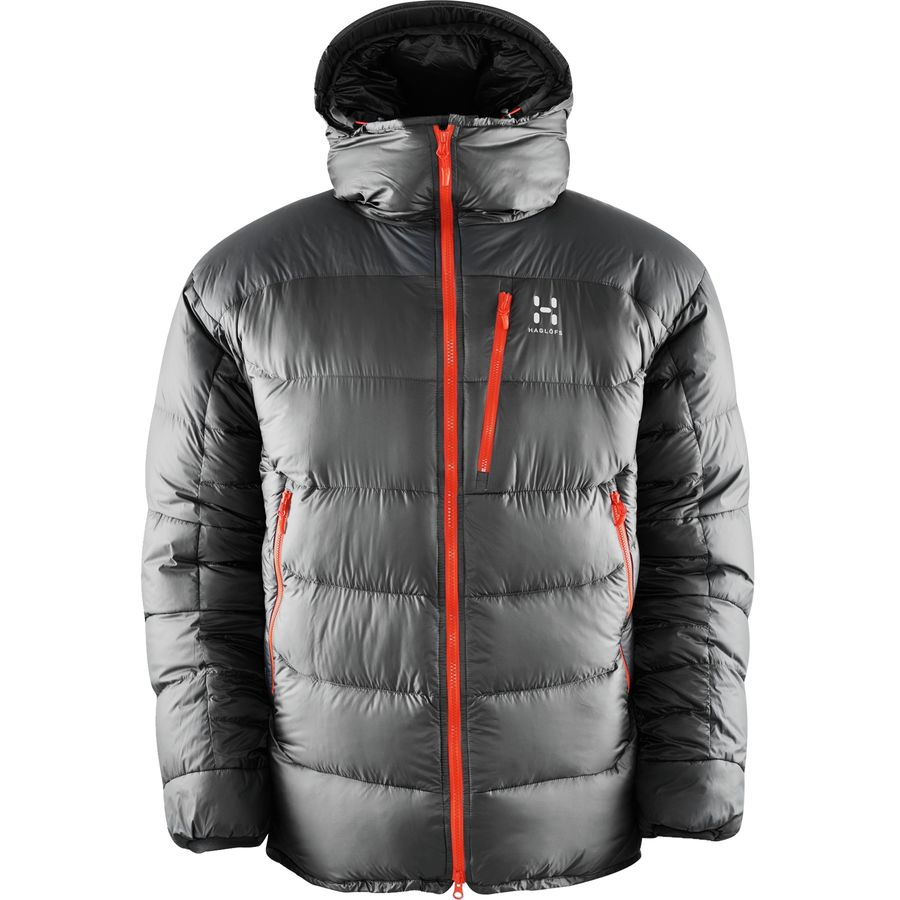 Haglöfs Mojo Hooded Down Jacket - Men&39s | Backcountry.com