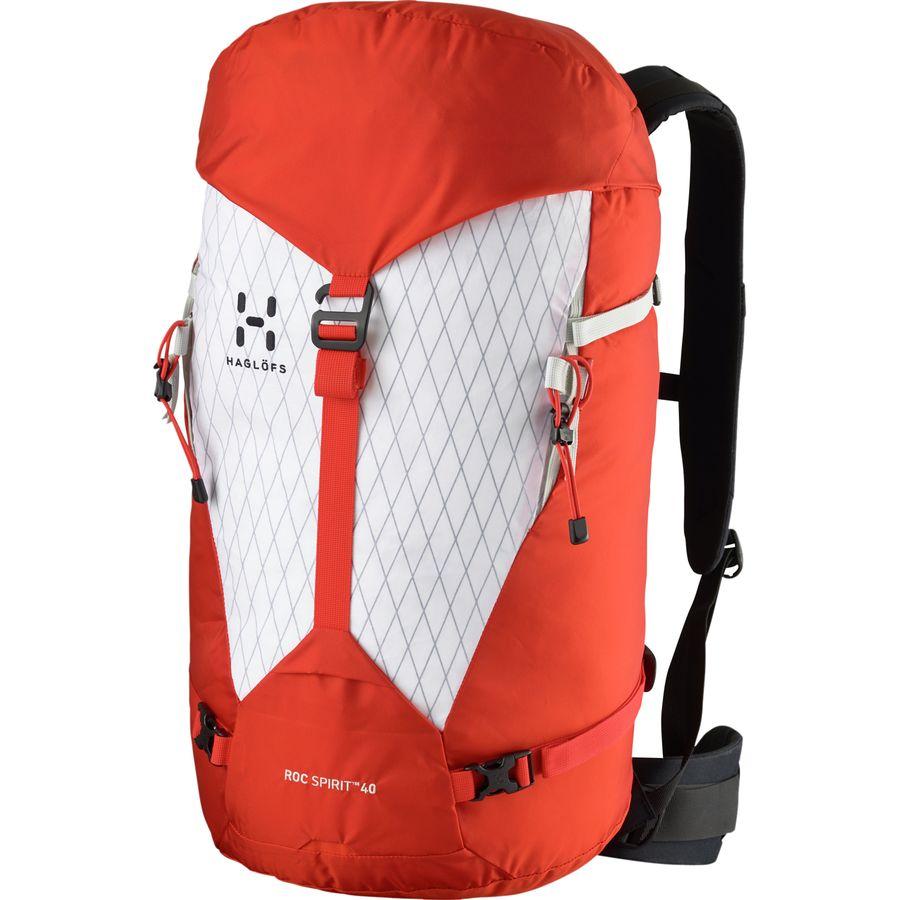 Haglöfs Roc Spirit 40L Backpack