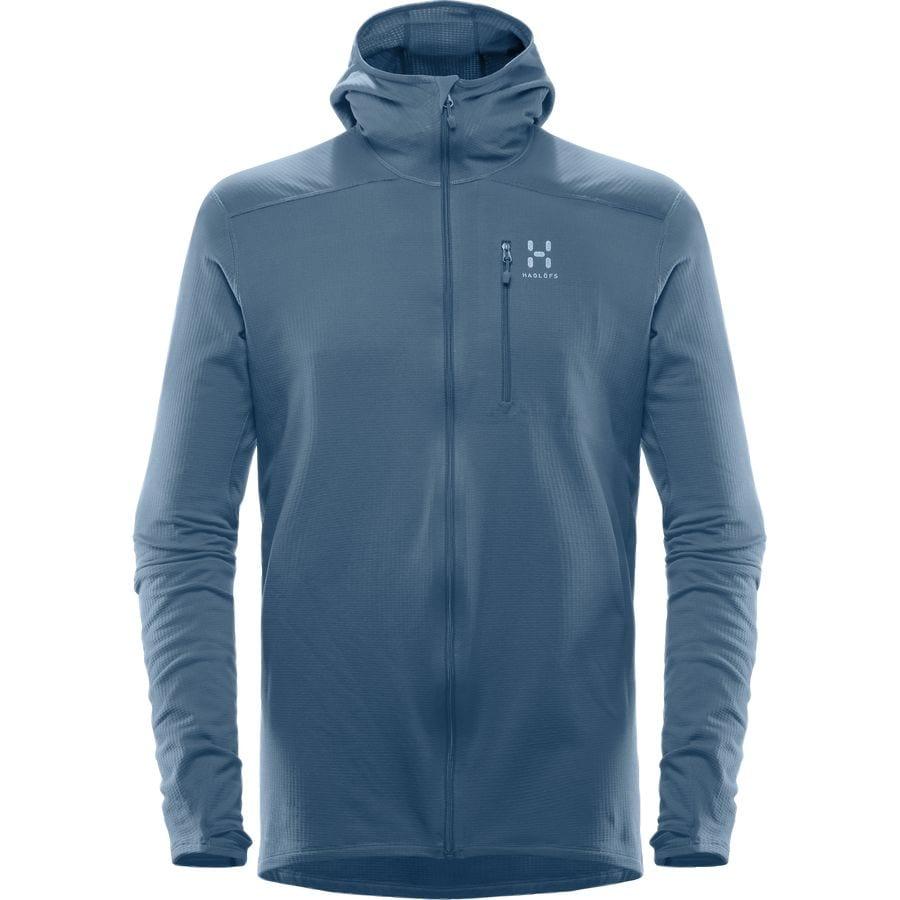 Haglöfs L.I.M. Mid Hooded Fleece Jacket - Mens
