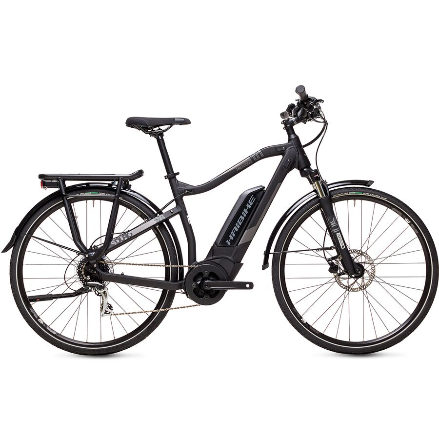 Haibike Trekking electric assist bike