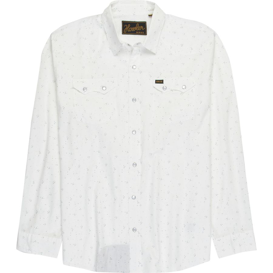 Howler Brothers Crosscut Snap Shirt - Mens