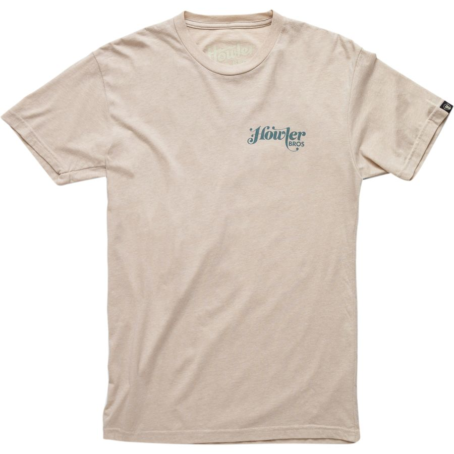 Howler Brothers Howler Fin T-Shirt - Mens