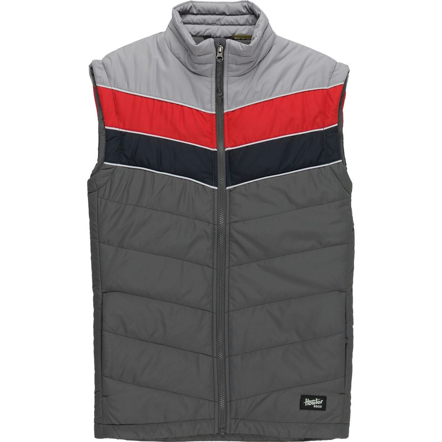 Howler Brothers Crowley Vest - Mens