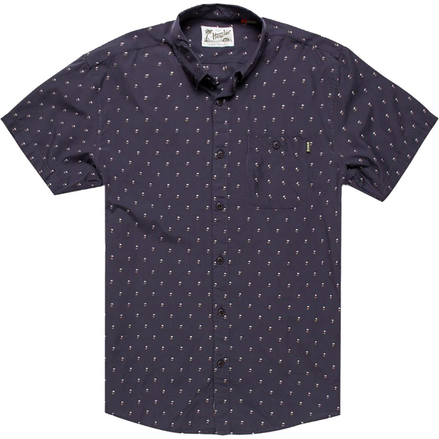 Howler Brothers Mansfield Dobby Shirt - Mens