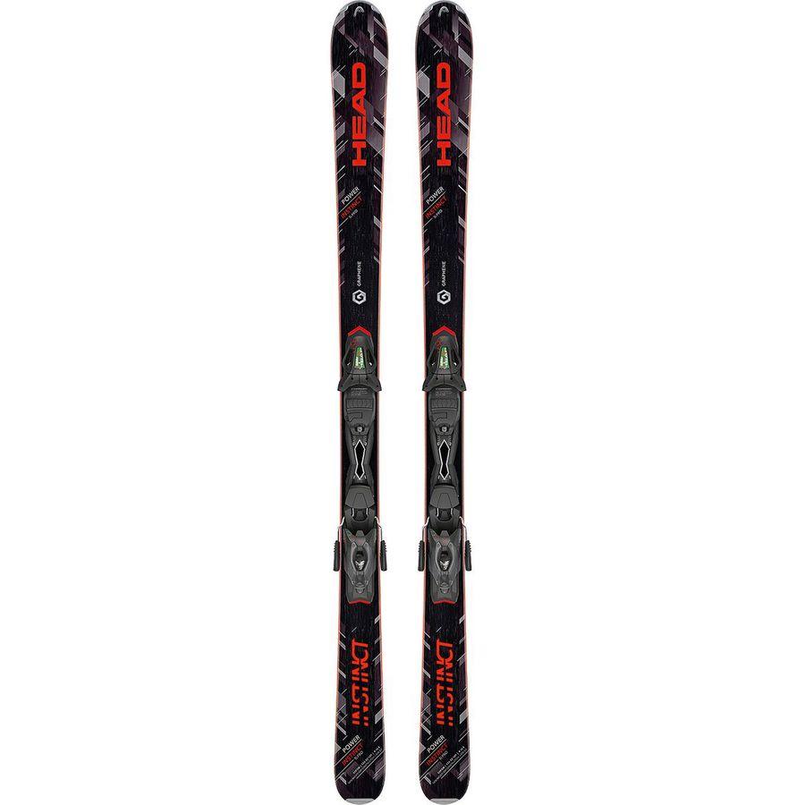 Head skis usa power instinct ti pro ski up to off