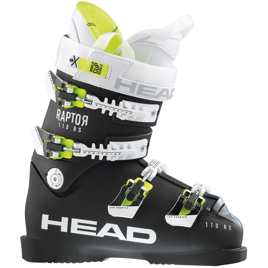 Head Skis USA - Raptor 110 RS Ski Boot - Women's - Black
