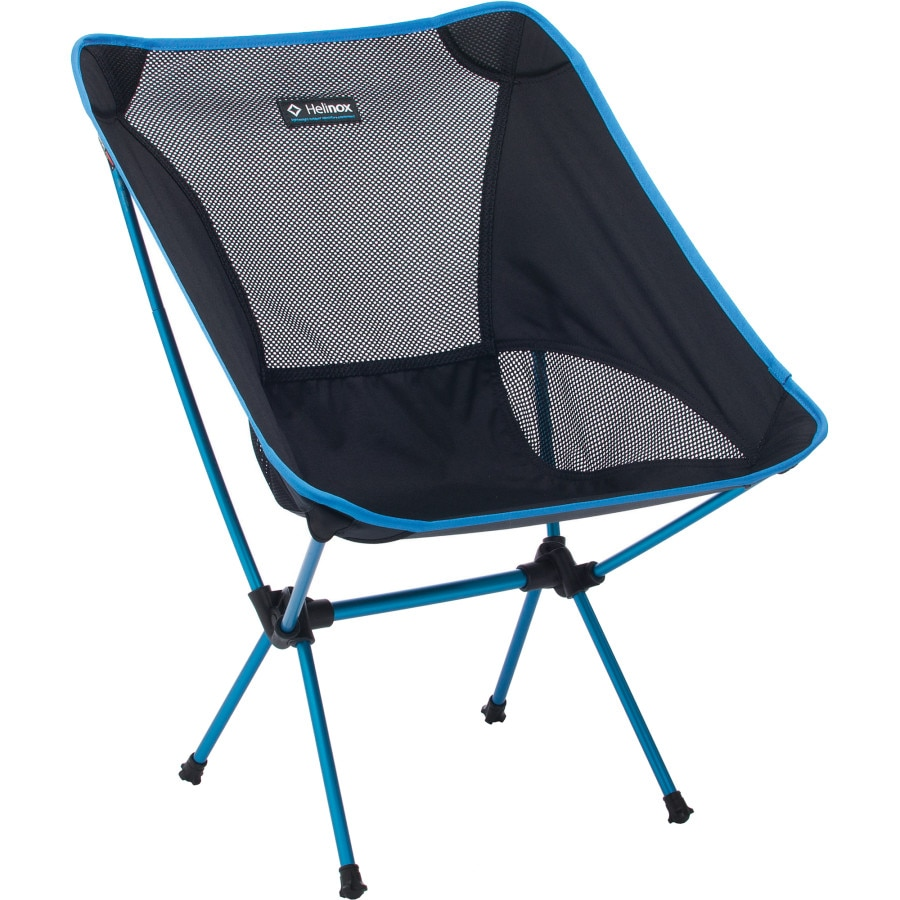 Comfortable camping chairs - Helinox Chair One Camp Chair Black
