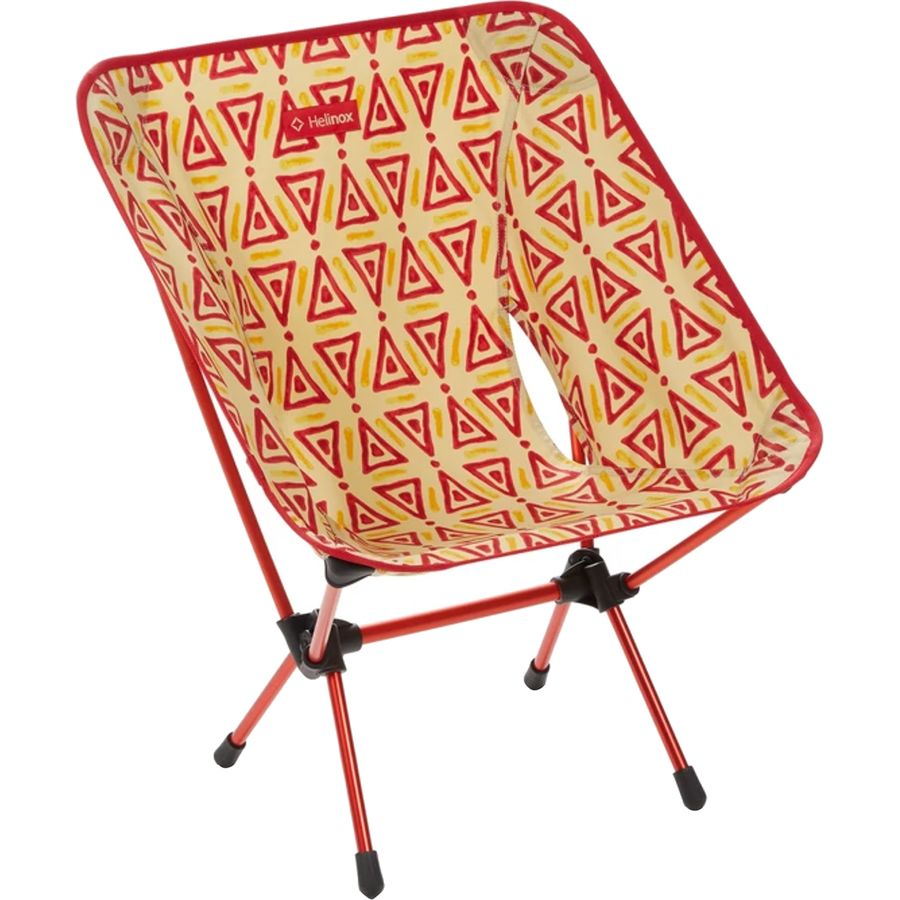 Helinox - Chair One Camp Chair - Triangle Red