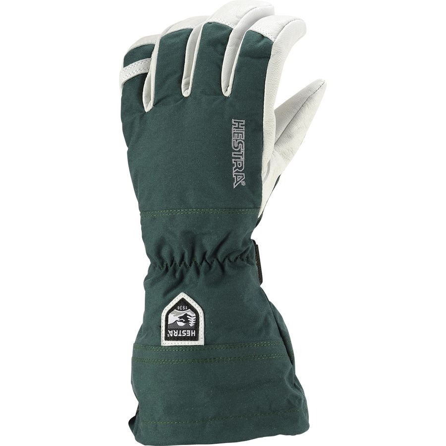 Hestra Heli Glove Men S Bottle Green