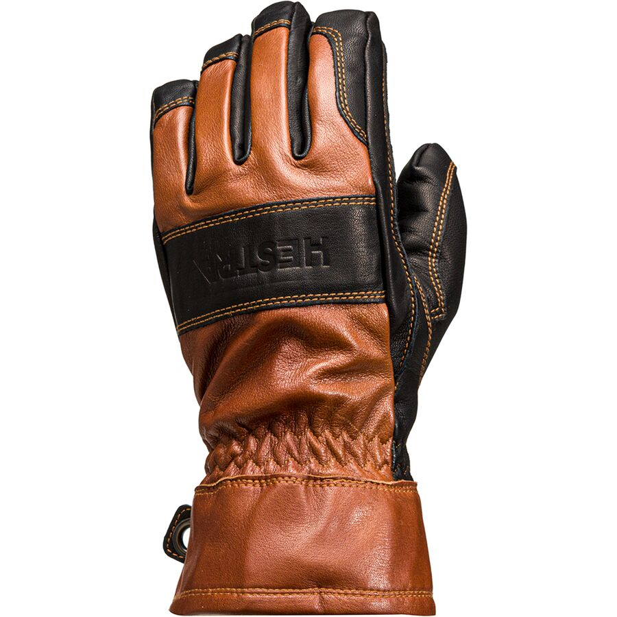 Hestra Falt Guide Glove Men S Brown Black