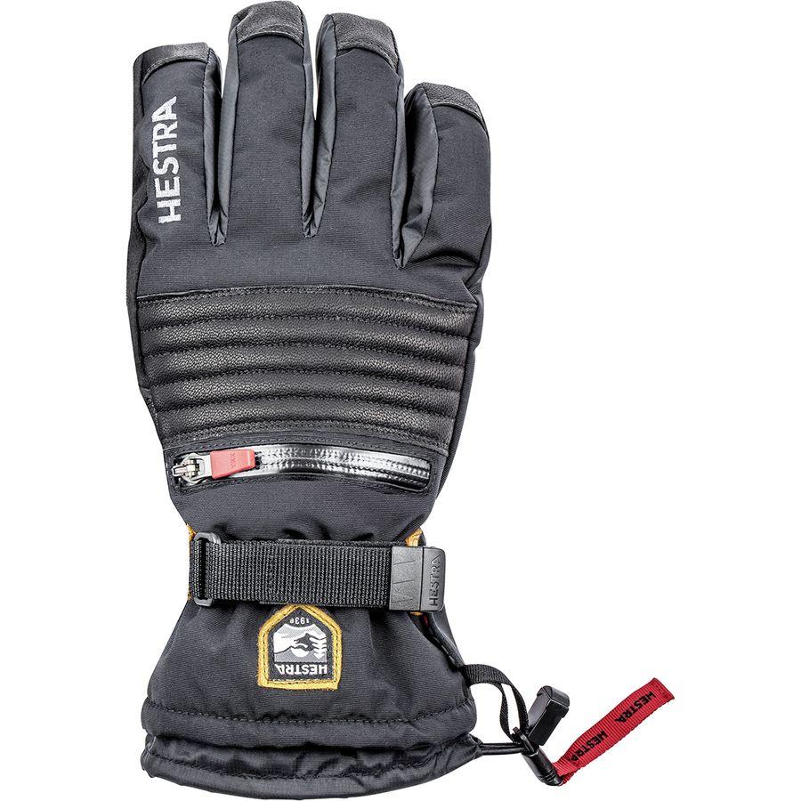C-Zone Ski Winter Gloves Hestra Warm Waterproof Gloves