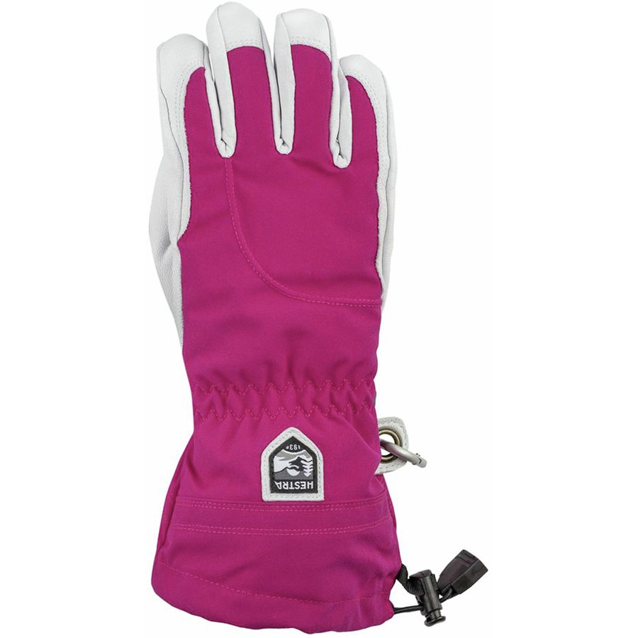 5f0cd60c02f59 Hestra - Heli Glove - Women's - Fuchsia/Off White