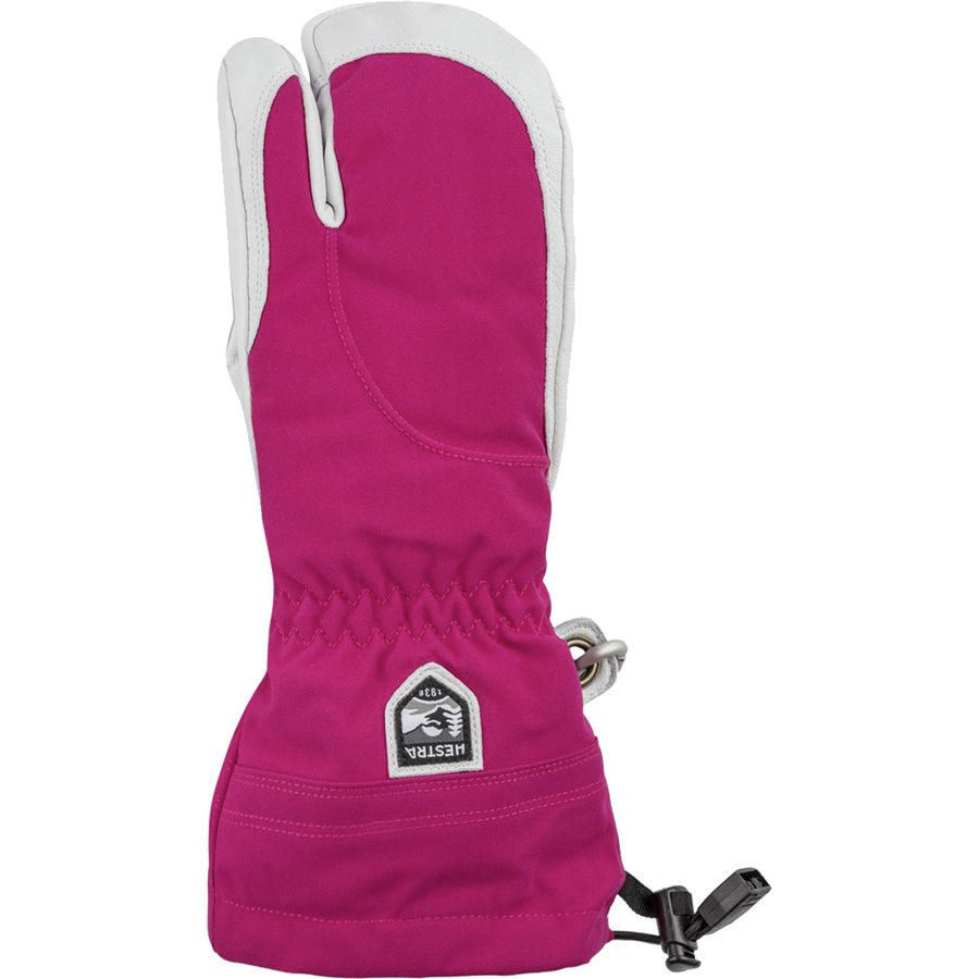 lace up in offer discounts outlet store sale Hestra Heli 3-Finger Glove - Women's | Backcountry.com