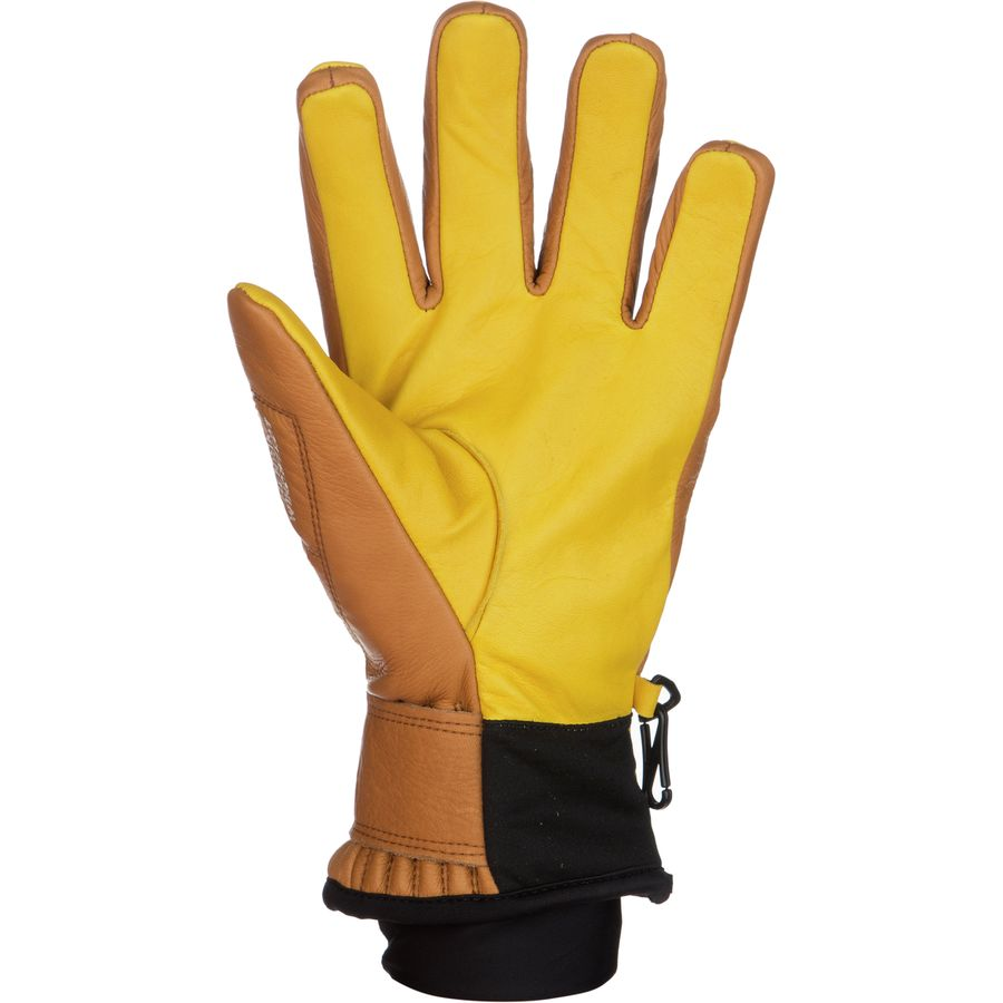 Osprey womens leather gloves - Osprey Womens Leather Gloves