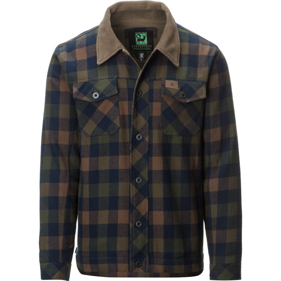 Hippy Tree Coronado Shirt Jacket - Mens