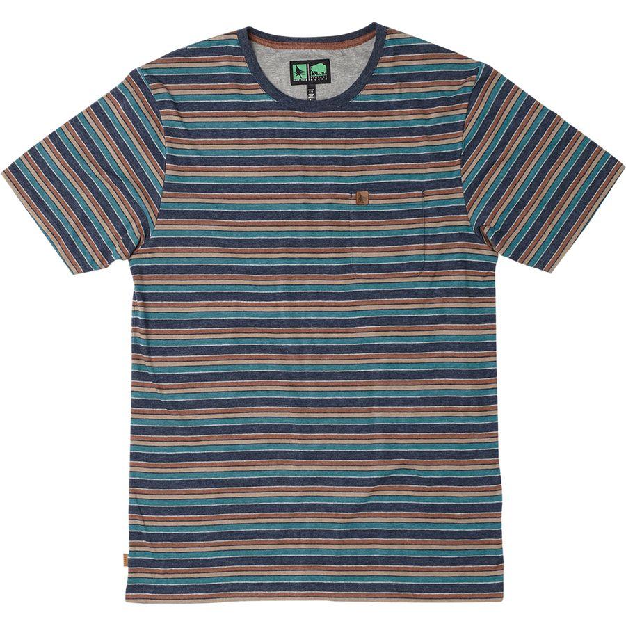 Hippy Tree Faria T-Shirt - Mens